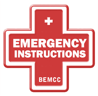 Binational Emergency Medical Care Committee Emergency Instructions